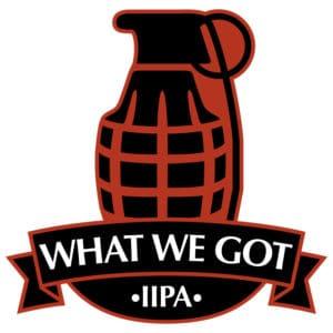 What We Got IPA